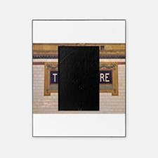 Times Square Subway Station Picture Frame