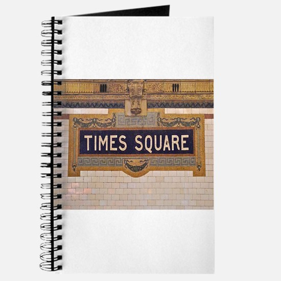Times Square Subway Station Journal