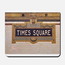 Times Square Subway Station Mousepad