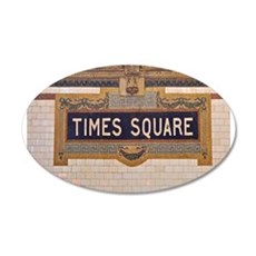 Times Square Subway Station Wall Decal
