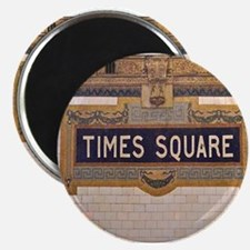 Times Square Subway Station Magnets