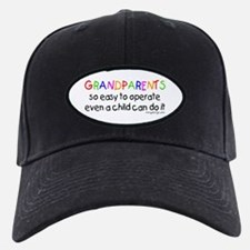 Grandparents Baseball Hat