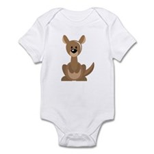 Kangaroo Onesie Body Suit