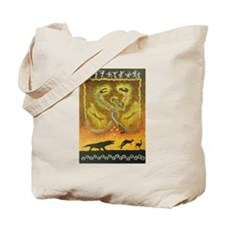 Ancient Australia Tote Bag