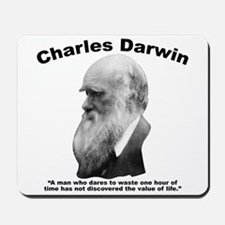 Darwin: Value Mousepad