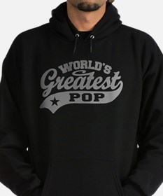 World's Greatest Pop Hoodie (dark)