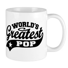 World's Greatest Pop Small Mug