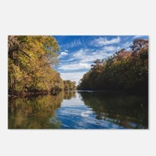 Cool Rivers Postcards (Package of 8)