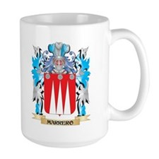 Marrero Coat of Arms - Family Crest Mugs