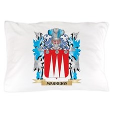 Marrero Coat of Arms - Family Crest Pillow Case