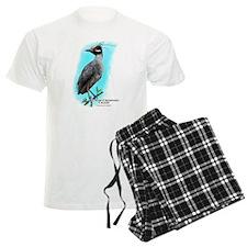 Yellow-Crowned Heron Pajamas