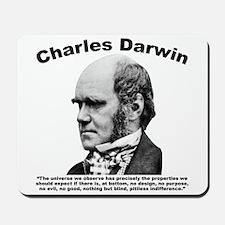Darwin: Universe Mousepad
