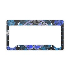 Jurassic Seas License Plate Holder