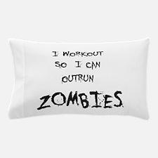 Outrun Zombies 2 Pillow Case