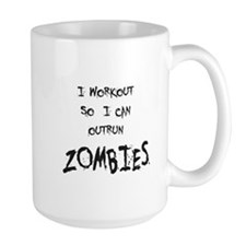 Outrun Zombies 2 Mugs
