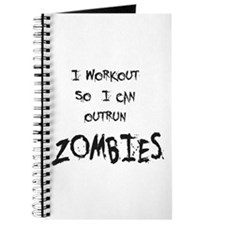 Outrun Zombies 2 Journal