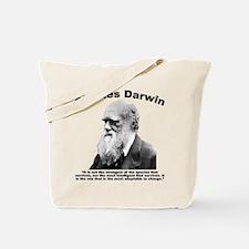 Darwin: Survival Tote Bag