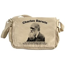 Darwin: Survival Messenger Bag