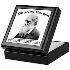 Darwin: Survival Keepsake Box