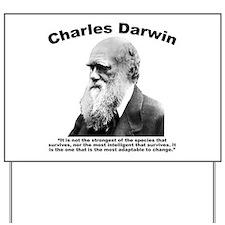 Darwin: Survival Yard Sign