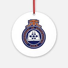Universidad de Antofagasta Ornament (Round)