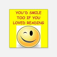 reading Sticker