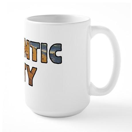FRANTIC CITY Large Mug
