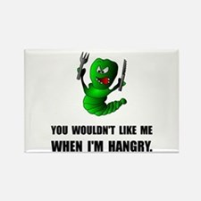Hangry Monster Magnets