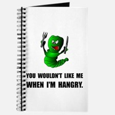 Hangry Monster Journal
