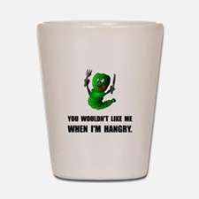 Hangry Monster Shot Glass