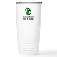 Hangry Monster Travel Mug