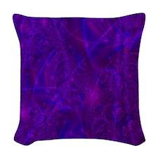 Neural Network Woven Throw Pillow