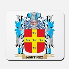 Martinez Coat of Arms - Family Crest Mousepad