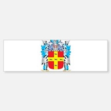 Martinez Coat of Arms - Family Cres Bumper Bumper Bumper Sticker