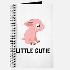 Little Cutie Pig Journal