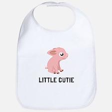 Little Cutie Pig Bib