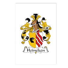 Heineken Postcards (Package of 8)