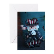 Uncle Sam Greeting Cards (Pk of 10)