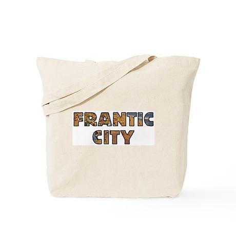 FRANTIC CITY Tote Bag