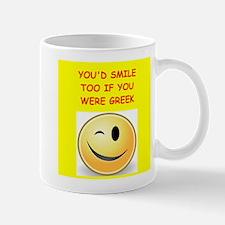 greek Mugs