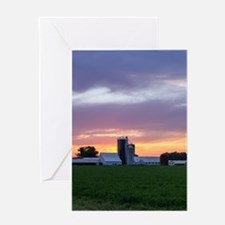 Card - Country Sunrise Greeting Cards