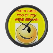 german Large Wall Clock