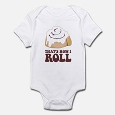 How I Roll (Cinnamon Roll) Body Suit