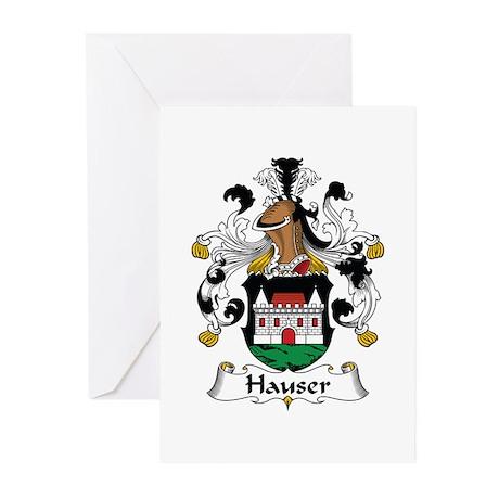 Hauser Greeting Cards (Pk of 10)