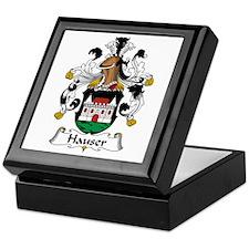 Hauser Keepsake Box