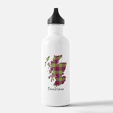 Map - Dunblane dist. Water Bottle