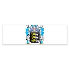 Marvin Coat of Arms - Family Crest Bumper Bumper Bumper Sticker
