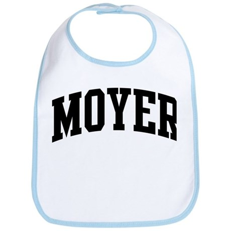 MOYER (curve-black) Bib