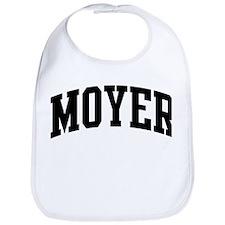 MOYER (curve-black) Bib