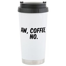 Cute Awe Travel Mug